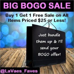 Other - ❣️ Big BOGO Sale ❣️
